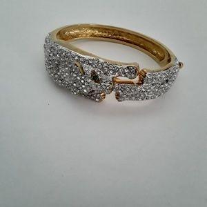Jaguar Bangle Bracelet